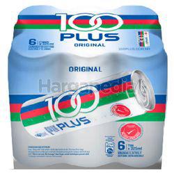 100Plus Isotonic Regular 6x325ml