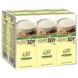 HomeSoy Soya Milk Original 6x250ml
