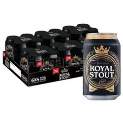 Royal Stout Can 24x320ml