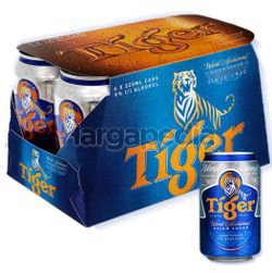 Tiger Beer Can 6x320ml