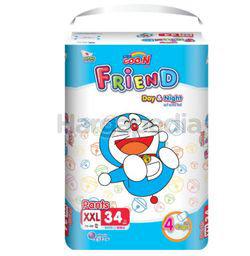 Goo.N Friend Super Jumbo Pants XXL34