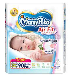 Mamy Poko Air Fit Tape NB90