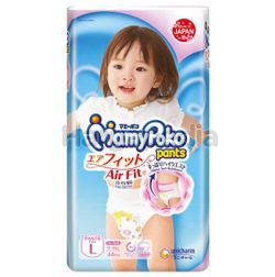 Mamy Poko Air Fit Pants Girl L44