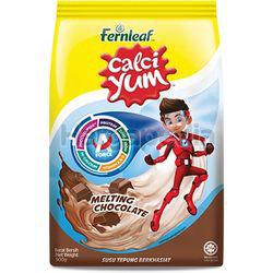 Calci Yum Milk Powder Chocolate 900gm