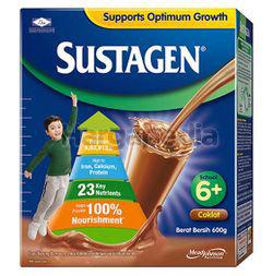 Sustagen School 6+ Milk Powder Chocolate 600gm