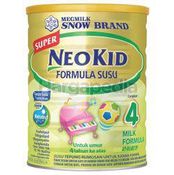 Snow Brand Super Neo Kid Step 4 Milk Formula 900gm
