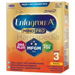 Enfagrow A+ Step 3 Milk Powder Honey 600gm