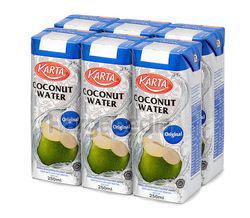 Karta Coconut Water 6x250ml