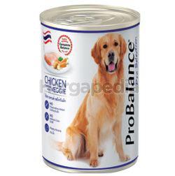 Pro Balance Can Dog Food Chicken 400gm