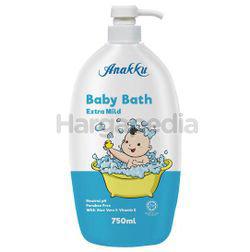 Anakku Baby Bath Extra Mild 750ml