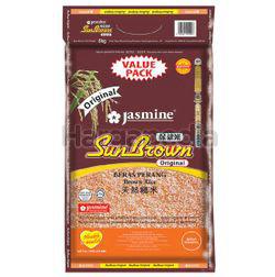 Jasmine Sunbrown Brown Rice Original 5kg