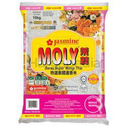 Jasmine Moly Fragrant Rice 10kg