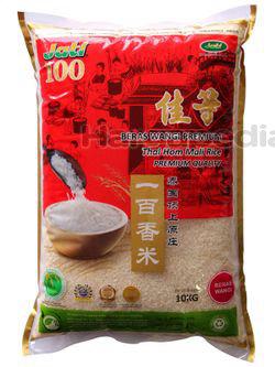 Jati 100 Thai Hom Mali Fragrant Rice 10kg