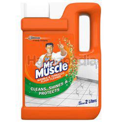 Mr Muscle Marble & Terrazzo Floor Cleaner 2lit