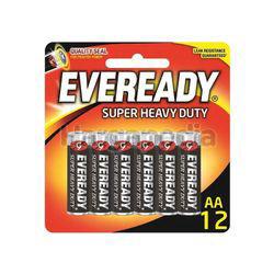 Eveready Super Heavy Duty 12AA
