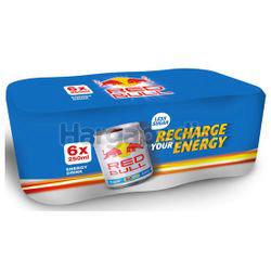 Red Bull Less Sugar 6x250ml