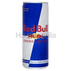 Red Bull Blue Silver Energy Drink 250ml