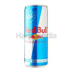 Red Bull Blue Silver Energy Drink Sugar Free 250ml