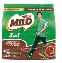 Milo 3in1 Original 18x33gm