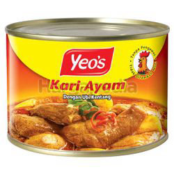 Yeo's Canned Curry Chicken with Potato 405gm