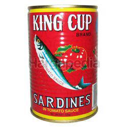 King Cup Sardine in Tomato Sauce 425gm