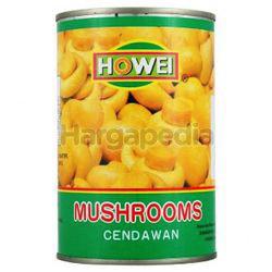 Howei Button Mushroom 400gm