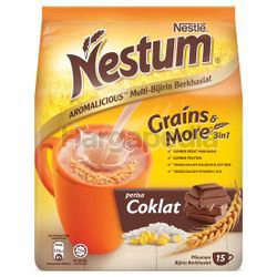 Nestum 3in1 Cereal Drink Chocolate 15x28gm