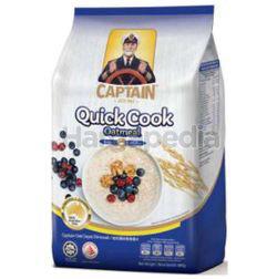 Captain Oats Quick Cook Oatmeal 800gm