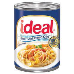 Ideal Full Cream Evaporated Milk 390gm