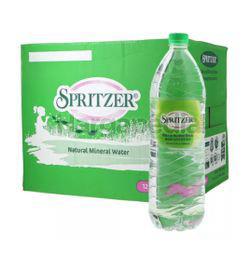 Spritzer Mineral Water 12x1.5lit