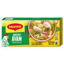 Maggi Chicken Stocks Cube 120gm