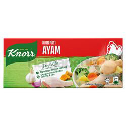 Knorr Chicken Stock Cubes 120gm