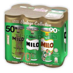 Milo Activ Go Can Original 6x240ml