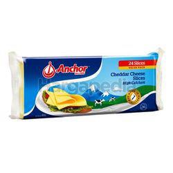 Anchor Cheddar Cheese Slice 400gm