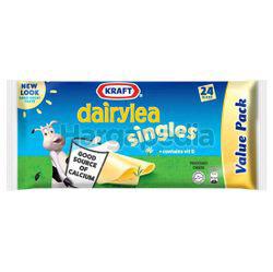 Kraft Dairylea Singles Hi Calcium Cheese 24s 500gm