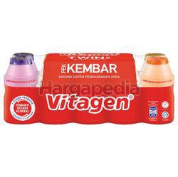Vitagen Assorted 5x125ml Twin pack