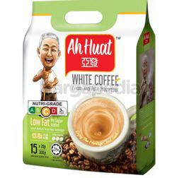 Ah Huat Low Fat No Sugar White Coffee 15x20gm