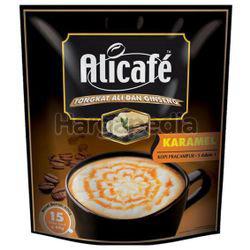 Ali Cafe 5in1 Tongkat Ali Ginseng Caramel Coffee 15x40gm