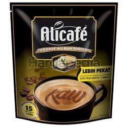 Ali Cafe 5in1 Tongkat Ali Ginseng Lebih Pekat Coffee 15x40gm