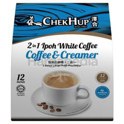 Chek Hup 2in1 White Coffee 12x30gm