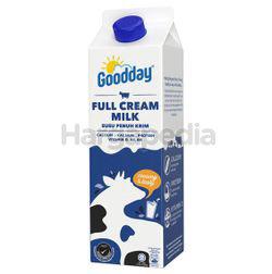 Goodday Pasteurised Full Cream Milk 1lit
