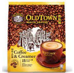 OldTown 2in1 White Coffee Coffee & Creamer 15x25gm