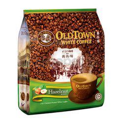 OldTown 3in1 White Coffee Hazelnut 15x40gm