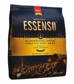 Super 2in1 Essenso Microground Coffee 20x16gm