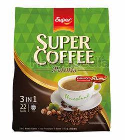 Super Coffee 3in1 Hazelnut 22x20gm