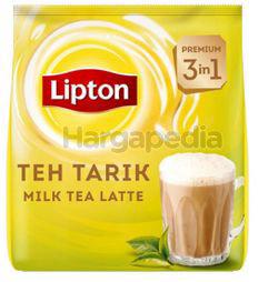 Lipton 3in1 Milk Tea Latte Teh Tarik 12x21gm