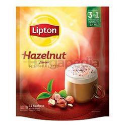 Lipton 3in1 Milk Tea Latte Hazelnut 12x21gm