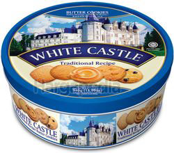 Torto White Castle Butter Cookies 454gm