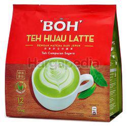 BOH Green Tea Latte 12x27gm