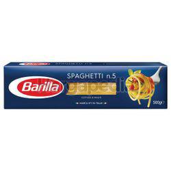 Barilla Spaghetti No.5 500gm